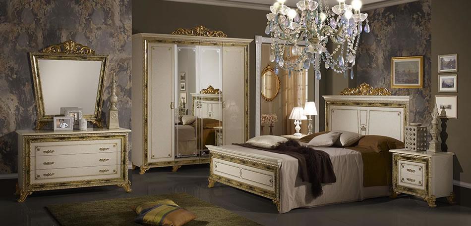 Итальянские обои для спальни фото